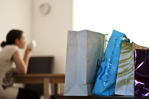 Use the Parcel Flow Personal Shopper Program