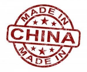 Germans love products Made in China